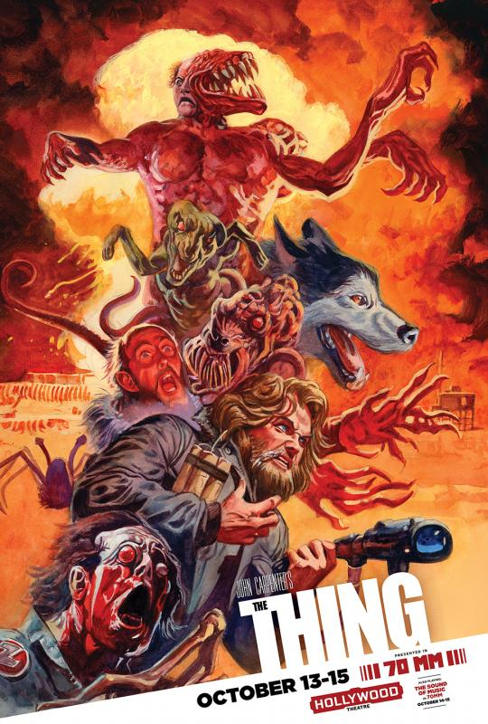 "THE THING - "" MAC@"