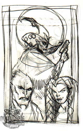 Gunwitch sketch
