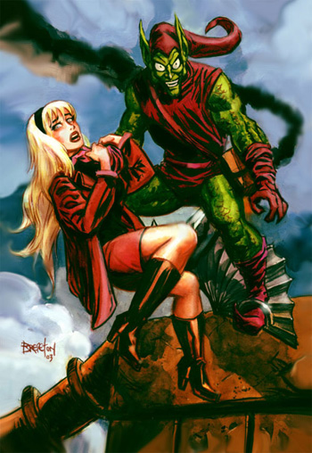 Goblin-and-Gwen-Stacy