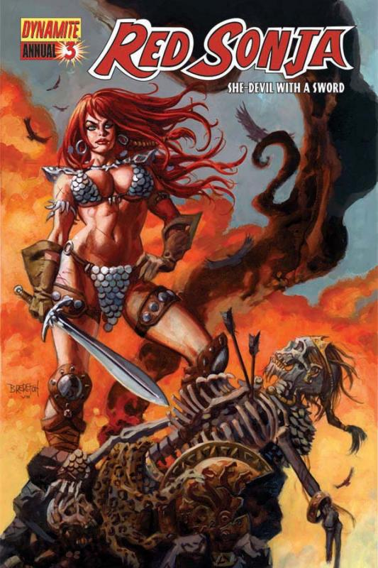 Red Sonja Annual 2010