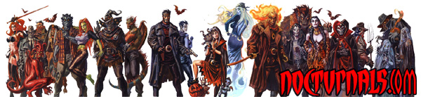 The Nocturnals Characters