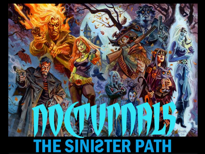 NOCTURNALS: THE SINISTER PATH